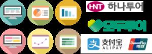 海外支払方法ロゴ