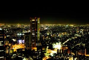 都市の夜景2